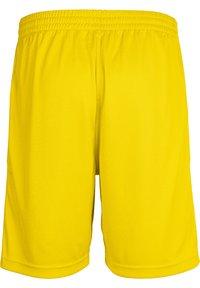 Hummel - Sports shorts - sports yellow pr - 1