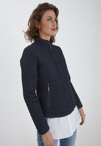 Fransa - FRPAFIT - Lett jakke - dark peacoat - 0