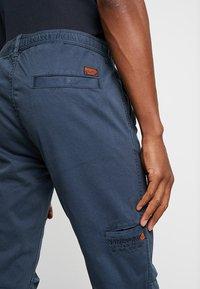 Superdry - CORE UTILITY PANT - Trousers - drift blue - 5