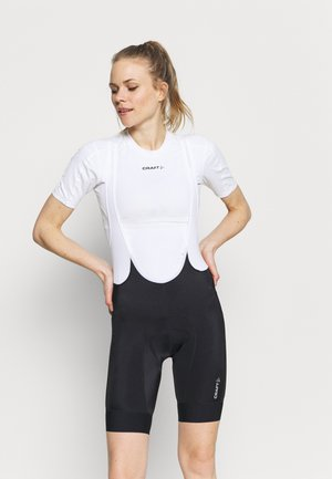 BIB SHORTS  - Tights - black