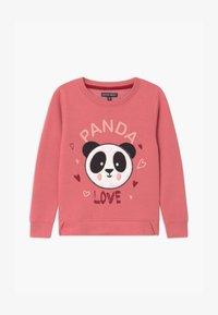 Lemon Beret - SMALL GIRLS - Sweatshirt - pink melange - 0