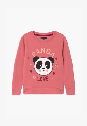 SMALL GIRLS - Sweater - pink melange