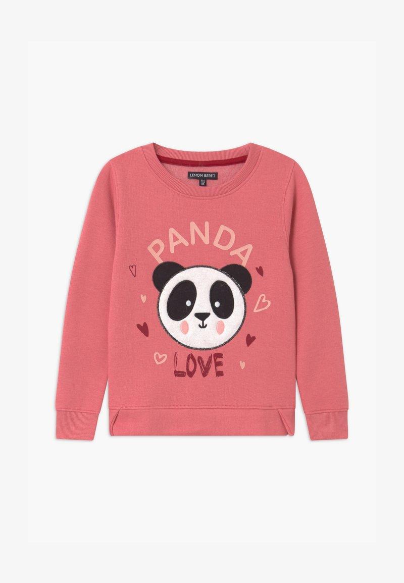 Lemon Beret - SMALL GIRLS - Sweatshirt - pink melange