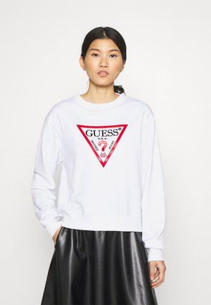 TRIANGLE - Sweatshirt - true white