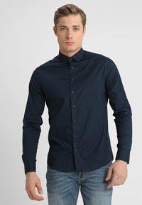 Solid - TYLER - Koszula biznesowa - insignia - 0