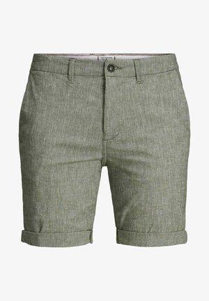 JJIDAVE - Shorts - olive night