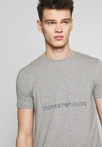EA7 Emporio Armani - T-Shirt print - medium grey - 3