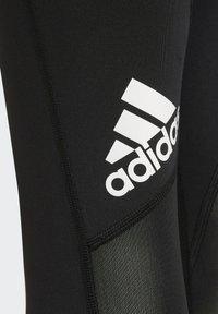 adidas Performance - TIGHT - Leggings - black - 3
