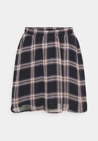 JDYJOLINE SKIRT  - A-line skirt - black/multicolor