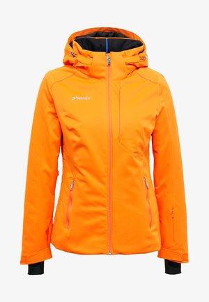 MAIKO  - Ski jacket - flame orange