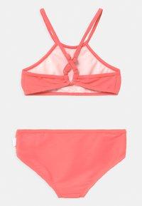 Seafolly - SUMMER ESSENTIALS APRON SET - Bikini - pink punch - 1