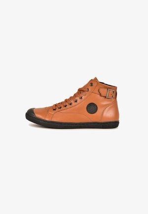 SNEAKERS LATSA F4G - Sneakers hoog - camel