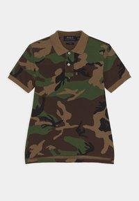 Polo Ralph Lauren - CUSTOM - Poloshirts - green - 0