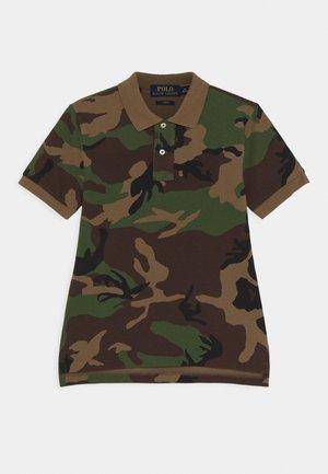 CUSTOM - Poloshirts - green