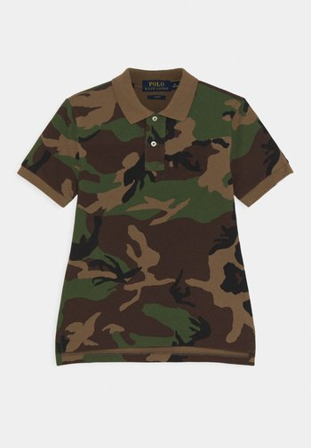CUSTOM - Polo shirt - green