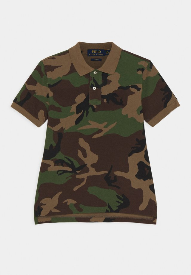 CUSTOM - Poloshirt - green