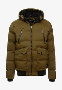 Cars Jeans - ABRAVE  - Winterjacke - army - 5