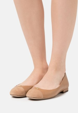 GAINES - Ballet pumps - nude
