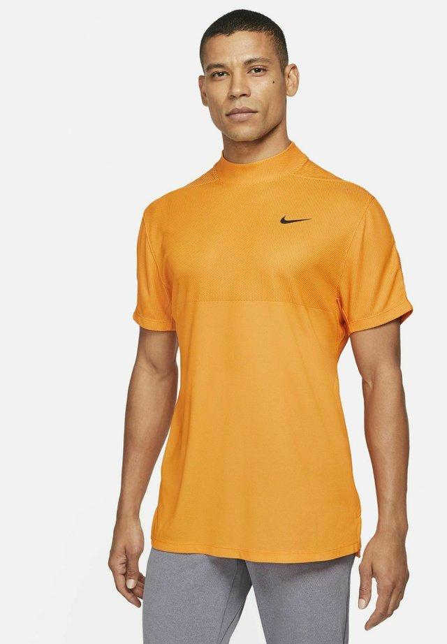 DRY MOCK - Koszulka sportowa - laser orange/kumquat/white