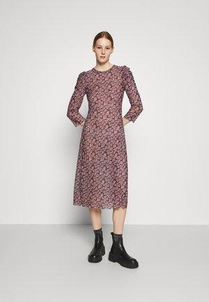 PCGWENA MIDI DRESS - Day dress - pink