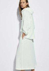 Massimo Dutti - Sweatshirt - white - 2