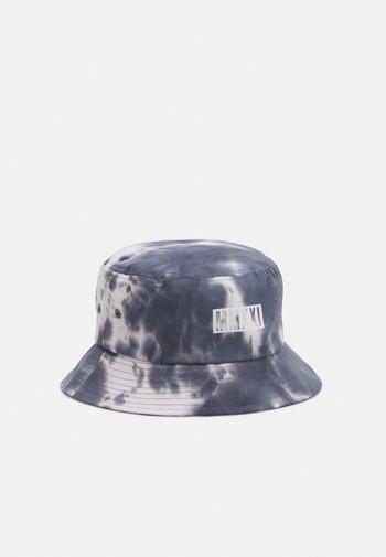 BUCKET HAT UNISEX - Hat - grey/white