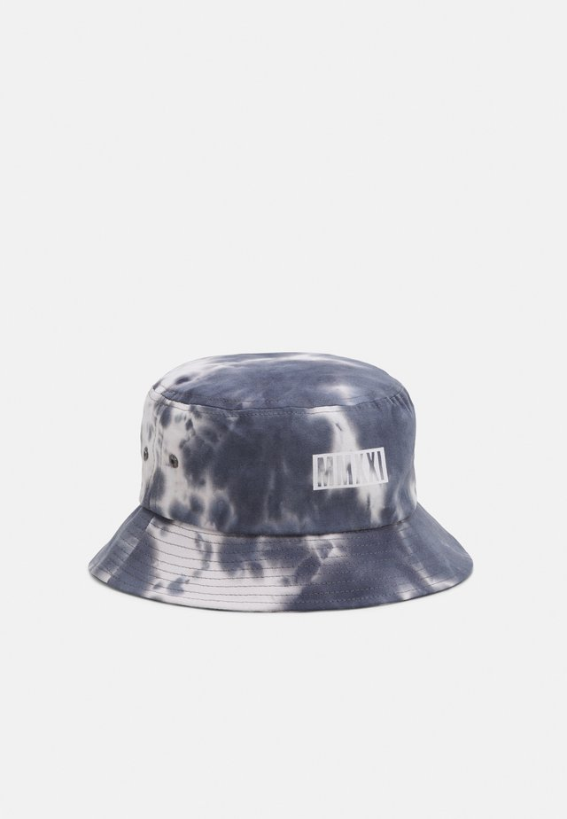 BUCKET HAT UNISEX - Hat - grey/white