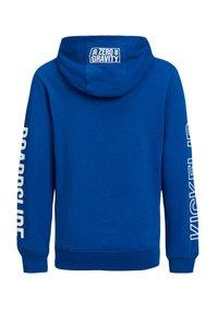 WE Fashion - Hoodie - cobalt blue - 1