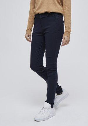 CARMA  - Trousers - black iris