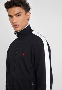 Polo Ralph Lauren - MOCK MODE - Cardigan - black - 4