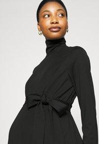 IVY & OAK Maternity - DORIS - Maxi dress - black - 3