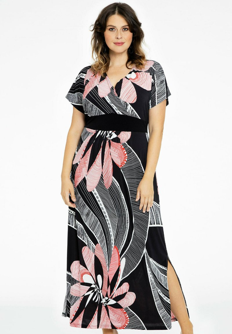 Yoek - Maxi dress - black