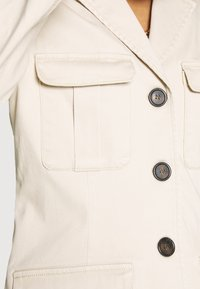 b.young - BYBEA JACKET - Summer jacket - cement - 6