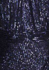 Three Floor - MAYSAN DRESS LUX CAPSULE COLLECTION - Juhlamekko - space navy - 7