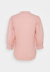 Soaked in Luxury - CRUSH SHIRT - Button-down blouse - multi coloured - 1