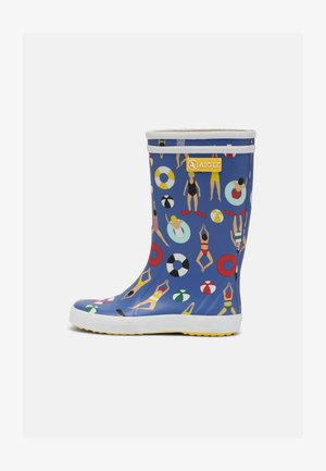 LOLLY POP THEME UNISEX - Bottes en caoutchouc - swimmers