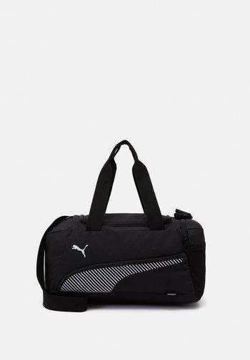 FUNDAMENTALS SPORTS BAG XS UNISEX - Sportovní taška - black