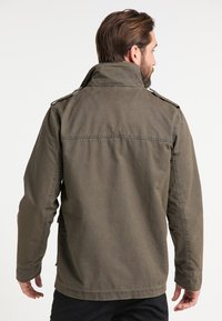 DreiMaster - Summer jacket - military olive - 2