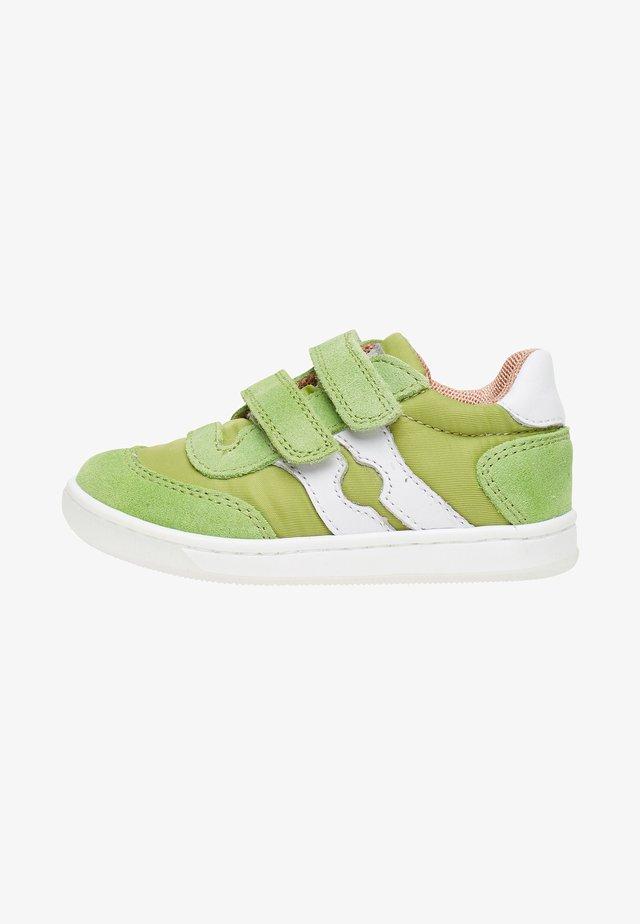 ABIR VL - Scarpe primi passi - green
