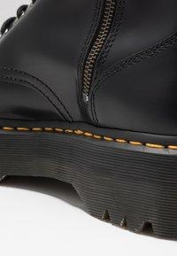 Dr. Martens - JADON  - Platåstøvletter - black - 2