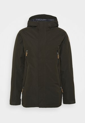 AKRON - Winter jacket - dark green