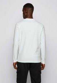 BOSS - TCHARK - Long sleeved top - white - 2