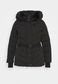 MICHAEL Michael Kors - SHORT BELTED - Winter jacket - black - 0