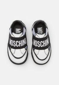 MOSCHINO - UNISEX - Nazouvací boty - black - 3