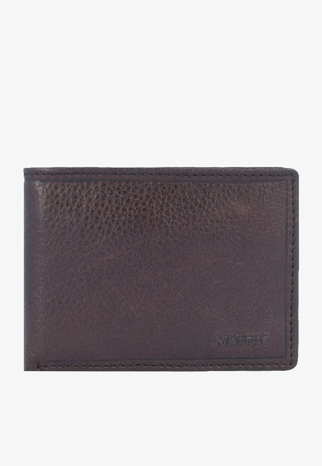 GRUMBACH GERNO - Wallet - dark brown