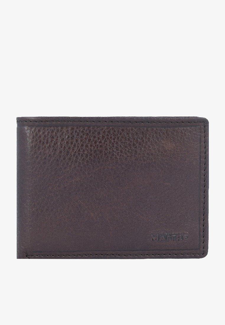 Maître - GRUMBACH GERNO - Wallet - dark brown