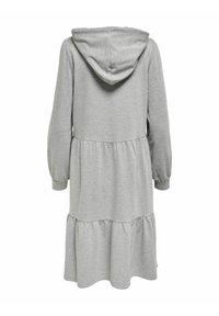 JDY - JDYMARY DRESS - Day dress - light grey melange - 1