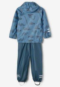 Name it - Pantalon de pluie - captains blue - 1
