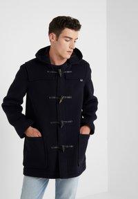 Gloverall - MID LENGTH DUFFLE - Short coat - navy - 0