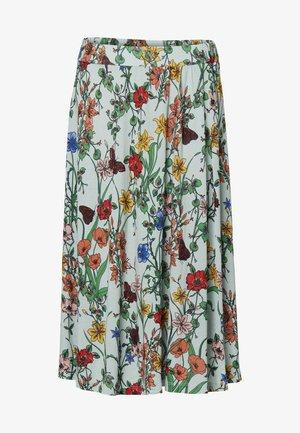 SKIRT LISA - A-snit nederdel/ A-formede nederdele - mint